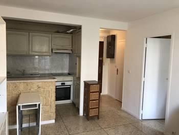 Appartement 2 pièces 31,95 m2