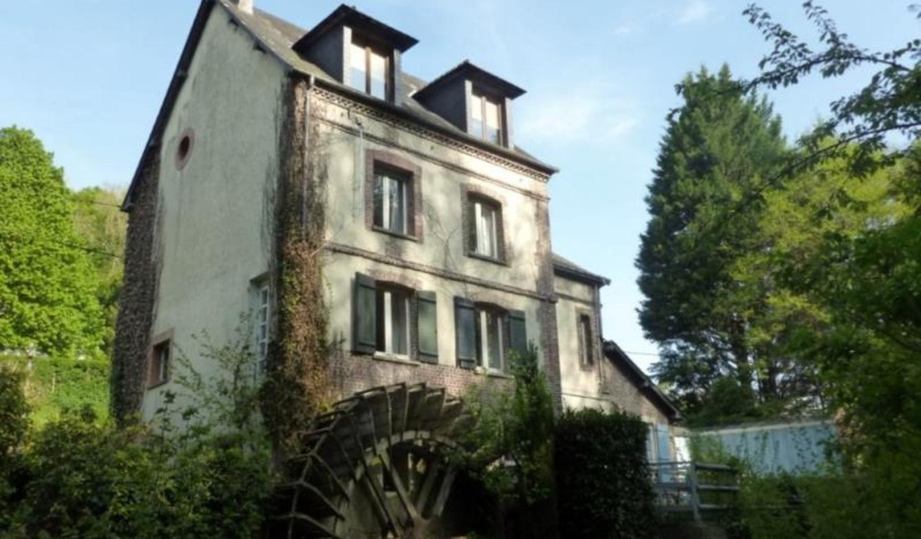Moulin Fiquefleur-Equainville