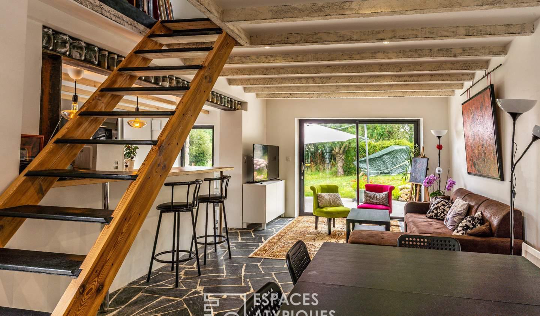 House with terrace Crozon