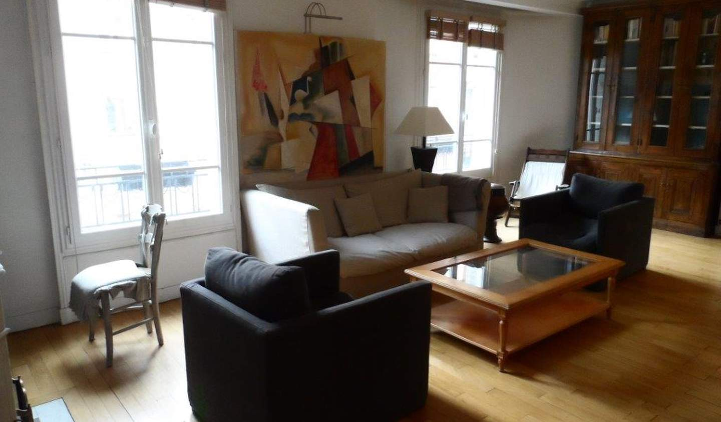 Apartment Saint-mande