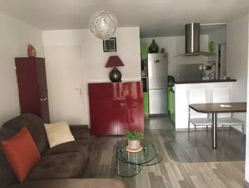 Appartement 2 pièces 43,52 m2