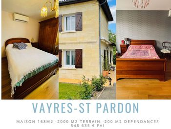 maison à Libourne (33)