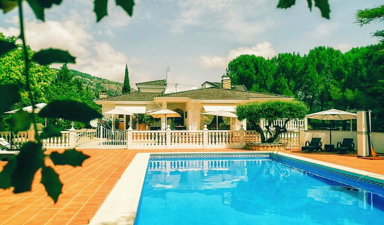 House with pool and garden Muro de Alcoy