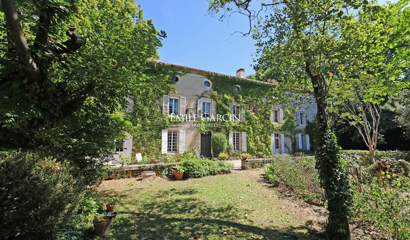 Maison avec piscine Avignon