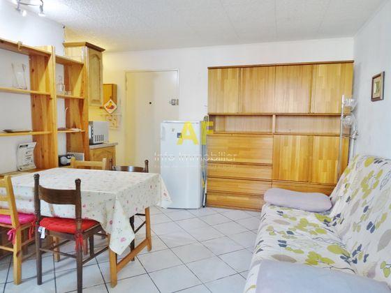 Vente appartement 2 pièces 25,18 m2