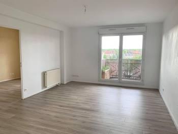 Appartement 2 pièces 53,13 m2
