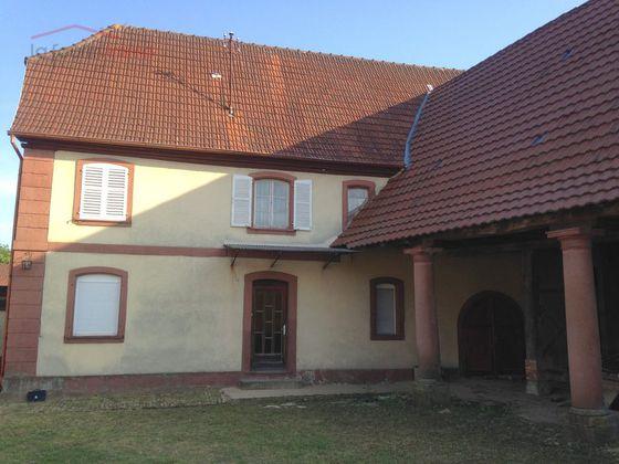 Vente maison 19 pièces 247 m2