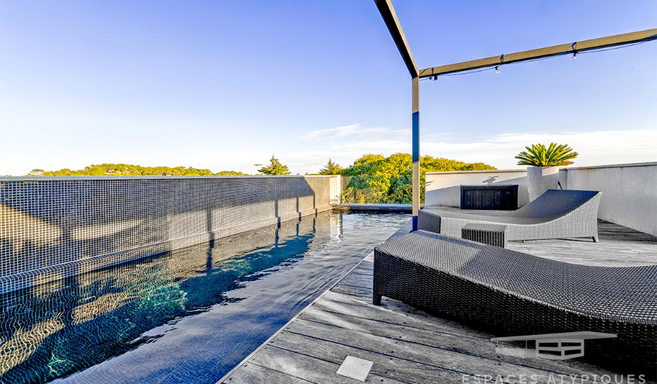 Maison avec piscine et terrasse Castelnau-le-Lez