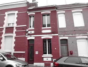 Maison 3 pièces 54,29 m2