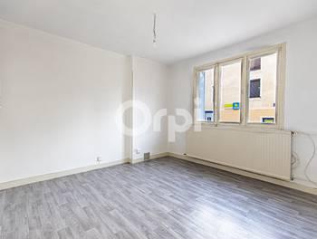 Appartement meublé 3 pièces 48,6 m2