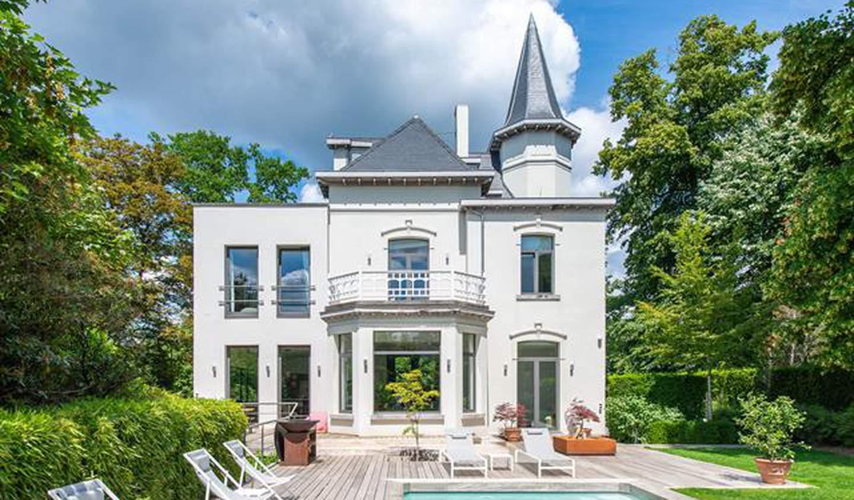 House with pool Sint-Genesius-Rode