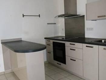 Appartement 3 pièces 54,21 m2