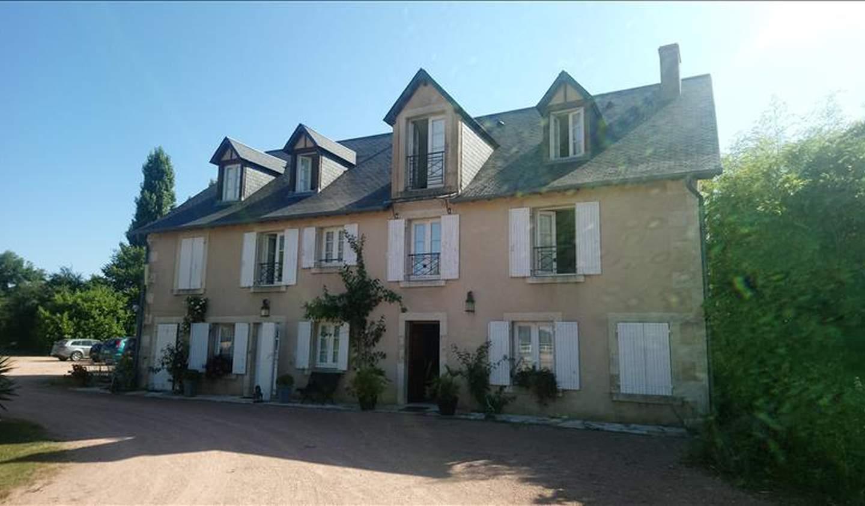 Maison Chezal-Benoît