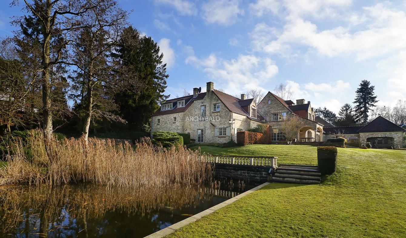 Villa avec jardin et terrasse Ittre