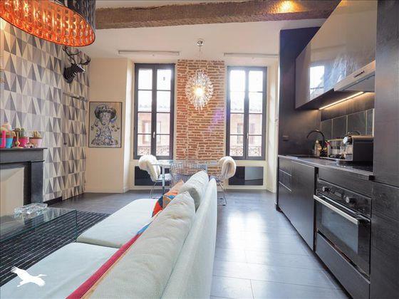 vente Appartement 2 pièces 37 m2 Toulouse