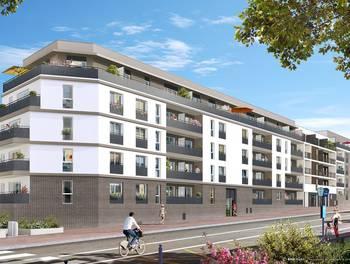Appartement 2 pièces 44,83 m2