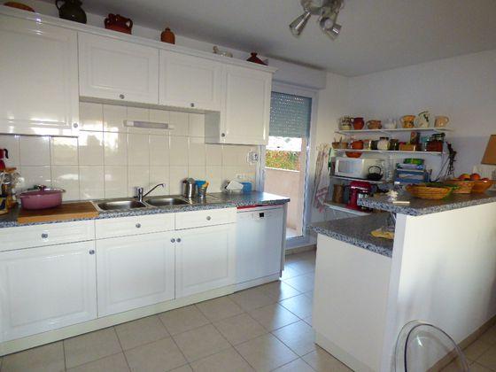 Vente appartement 4 pièces 89,38 m2