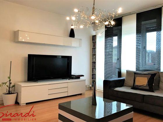 vente Appartement 4 pièces 71 m2 Illzach