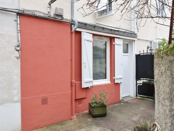 Location maison 2 pièces 37,1 m2
