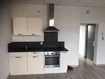 Appartement 2 pièces 43,51 m2