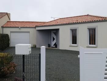 Maison 3 pièces 81,83 m2