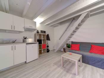Appartement meublé 2 pièces 22,55 m2
