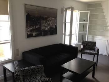 Appartement meublé 2 pièces 44,53 m2