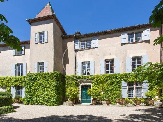 Vente château 22 pièces 750 m2