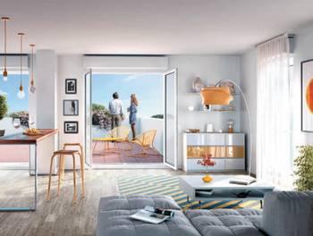 Appartement 4 pièces 78,14 m2