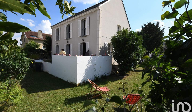 Maison avec terrasse Croissy-sur-Seine