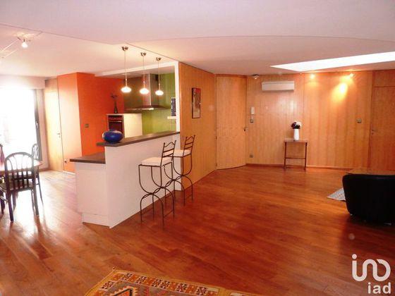 Vente appartement 3 pièces 114 m2