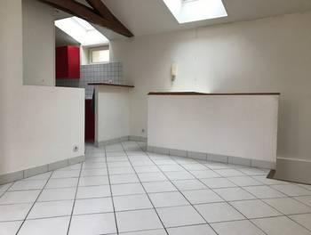 Studio 29,61 m2