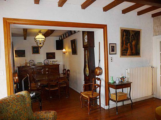 Vente maison 9 pièces 173 m2