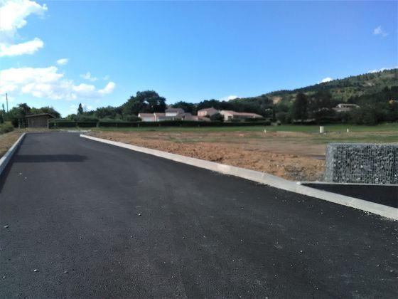 Vente terrain 842 m2
