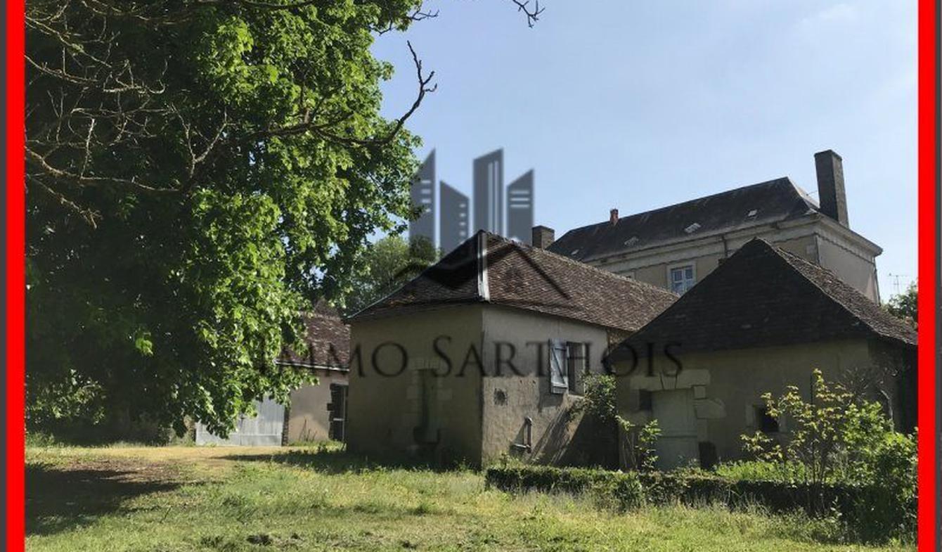Maison Saint-Mars-d'Outillé