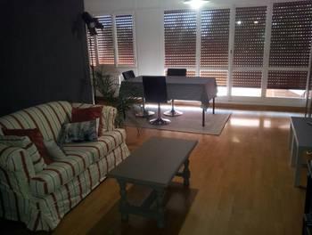 Appartement meublé 4 pièces 83 m2