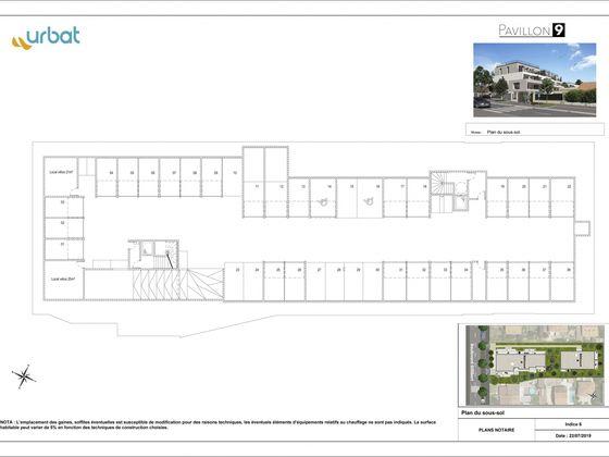 Vente appartement 2 pièces 37,32 m2