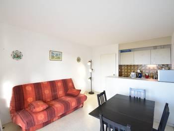Appartement 2 pièces 35,57 m2