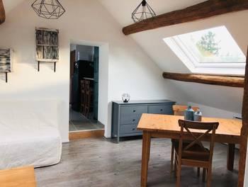 Appartement 2 pièces 27,55 m2