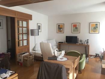 Appartement 2 pièces 53,43 m2