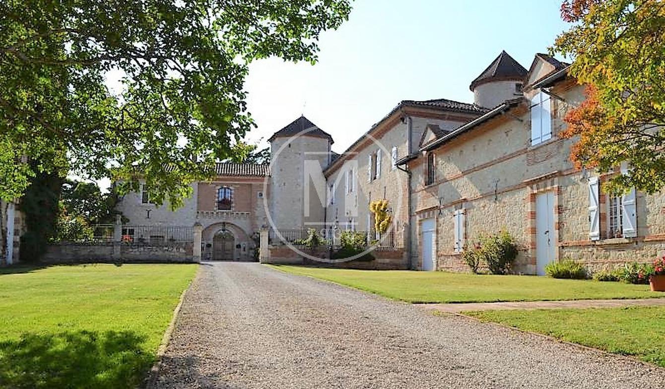 Castle Gimont