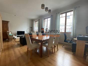Appartement 3 pièces 77,1 m2
