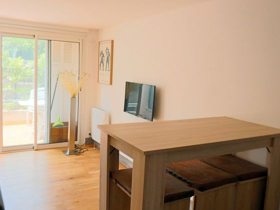 Vente studio 18,56 m2