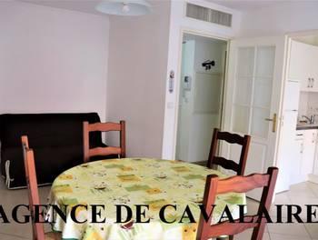 Appartement 2 pièces 43,11 m2
