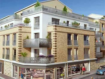 Appartement 4 pièces 92,06 m2