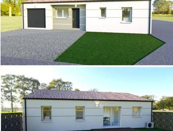 Maison 4 pièces 87,97 m2