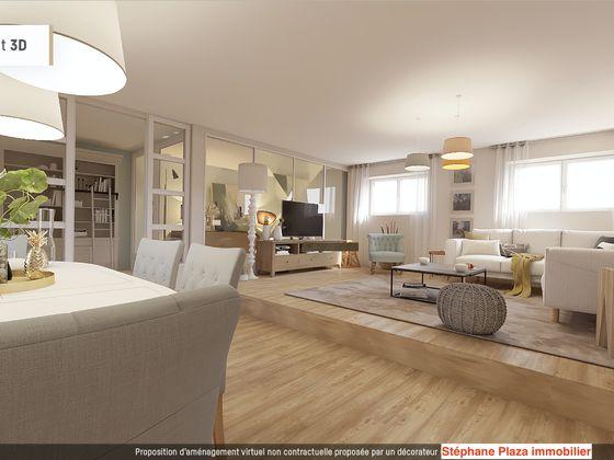 vente Appartement 4 pièces 120 m2 Brest