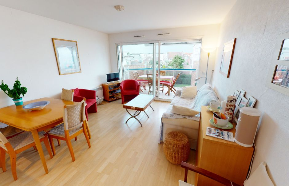 Vente appartement 3 pièces 48 m² à Le Touquet-Paris-Plage (62520), 498 000 €