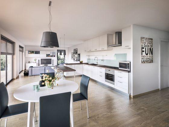 Vente appartement 5 pièces 122,47 m2