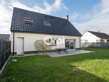 Maison 5 pièces 120,13 m2